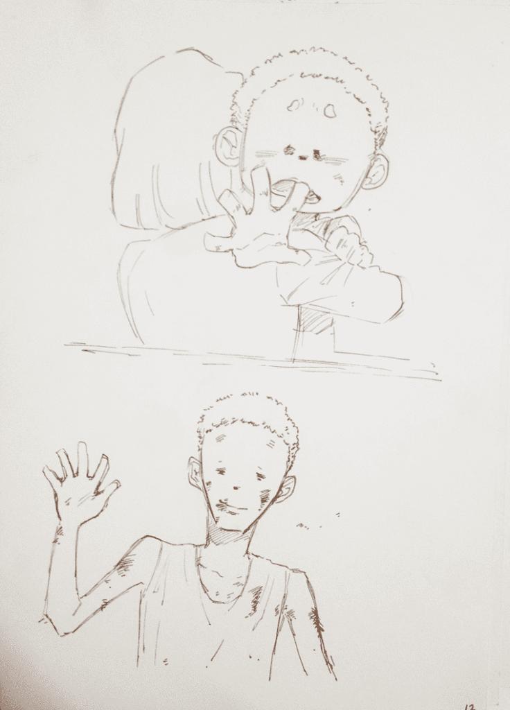 đồ án truyện tranh đứa trẻ 12