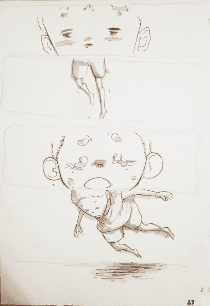 đồ án truyện tranh đứa trẻ 13