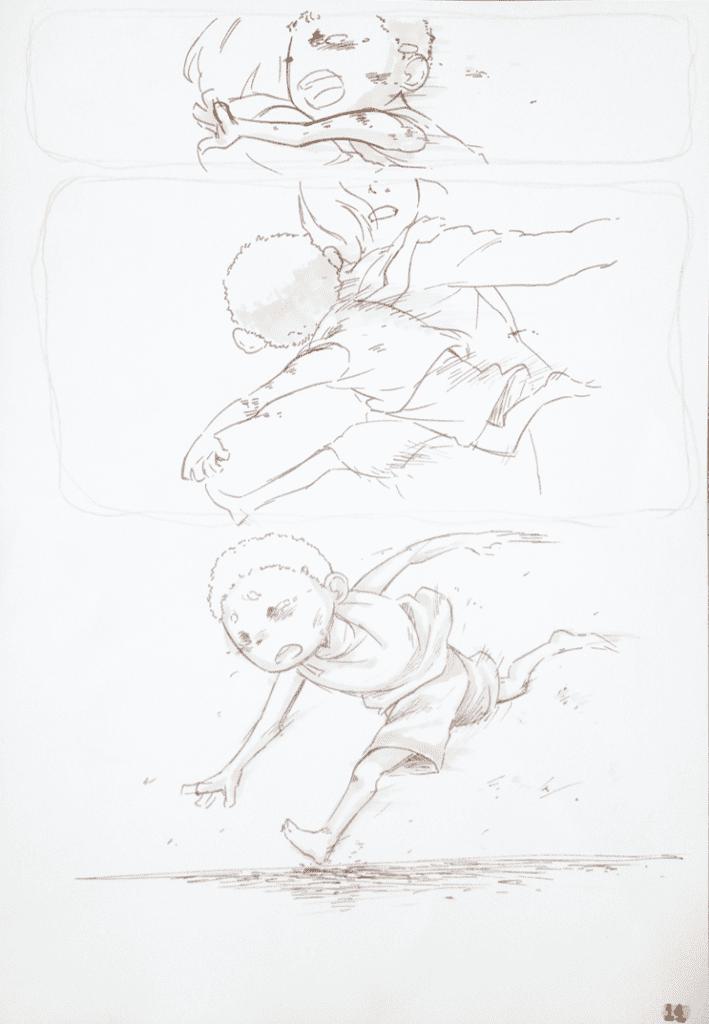 đồ án truyện tranh đứa trẻ 14