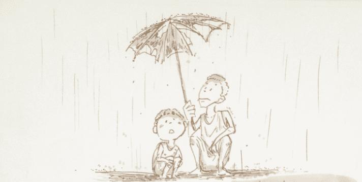 Đồ án truyện tranh Đứa trẻ - feature