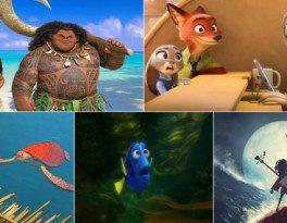 Dự đoán top 5 phim hoạt hình hay nhất Oscars 2017