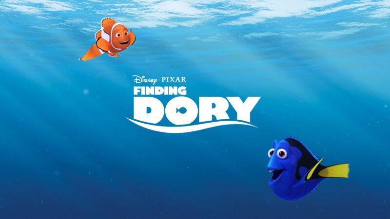 Finding Dory dự đoán sẽ nối tiếp chuỗi chiến thắng của Pixar