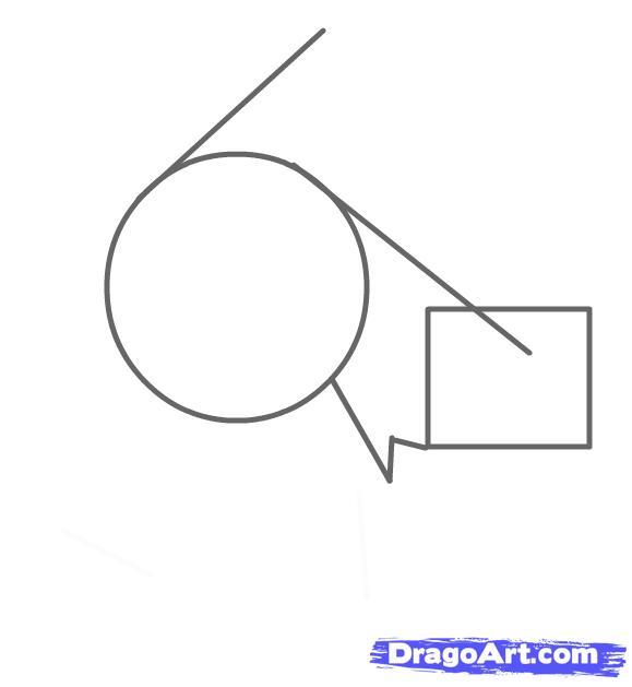 Khuôn phác thảo vẽ Pikachu