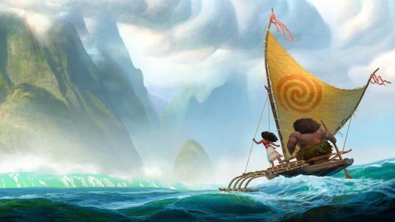 Moana siêu phẩm hoạt hình cuối năm của Disney