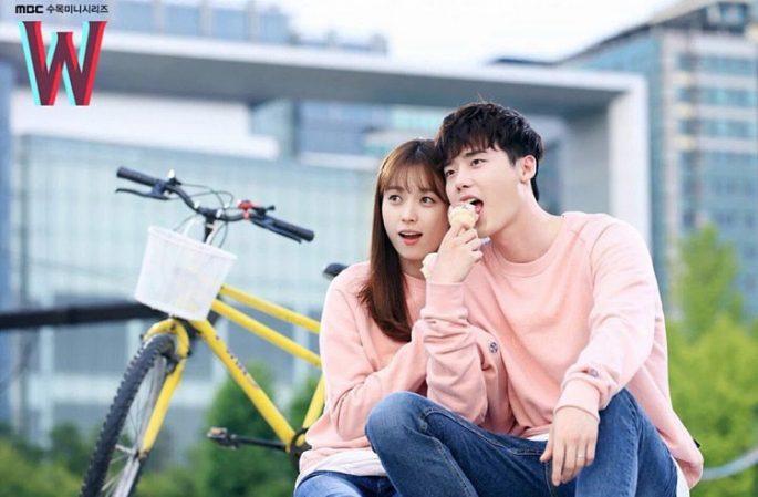 Phim Hai Thế Giới của biên kịch Song Jae Jung
