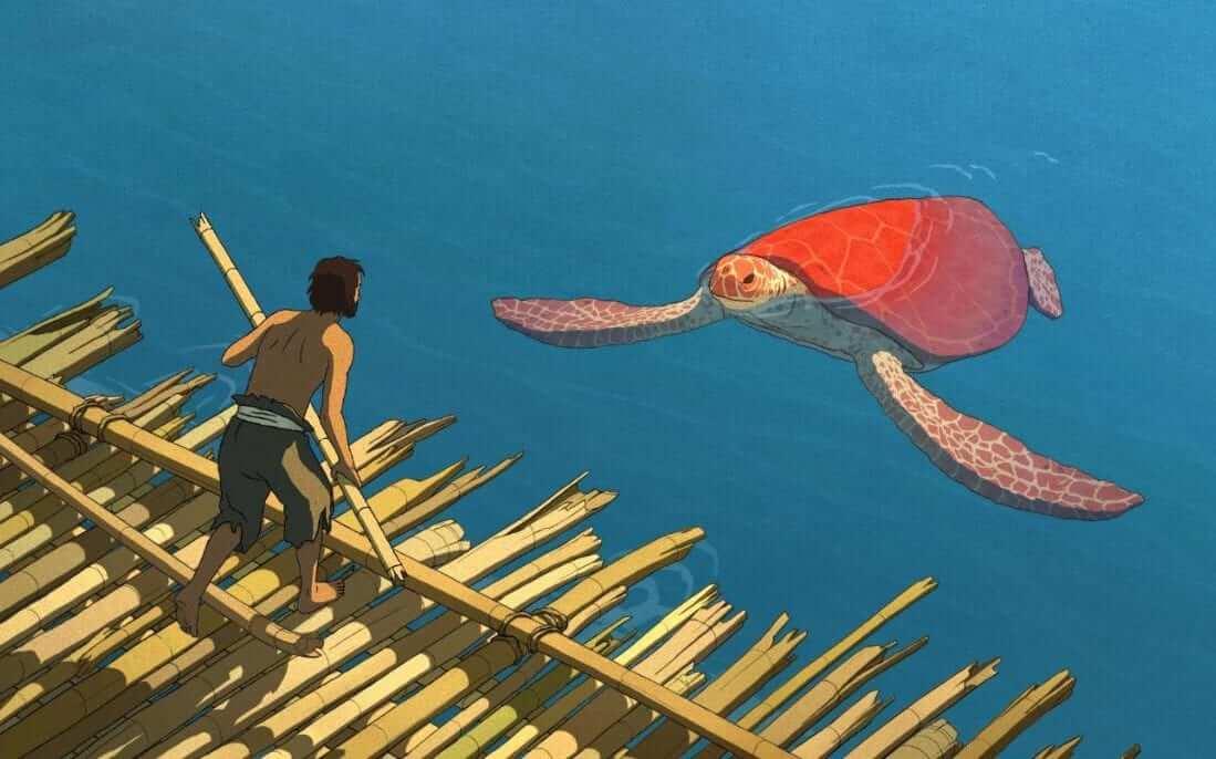The Red Turtle Phim hoạt hình không thoại tiến vào vòng loại Oscars 2017