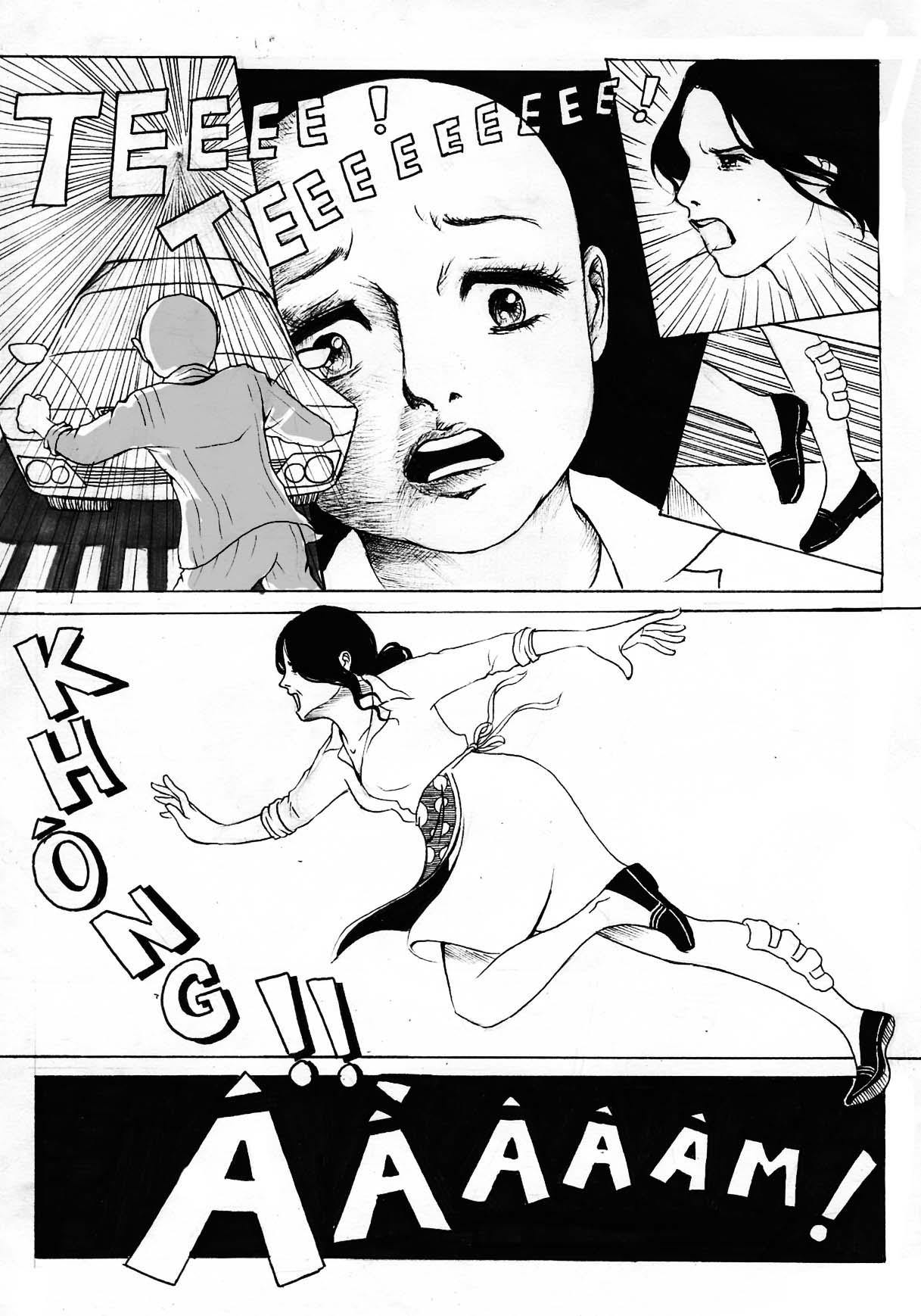 truyện tranh Mẹ Con Trai và Chú ấy 11