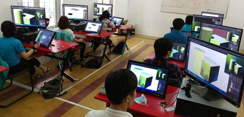 Viện Truyện tranh và Hoạt hình đào tạo họa sĩ làm phim hoạt hình tại Việt Nam