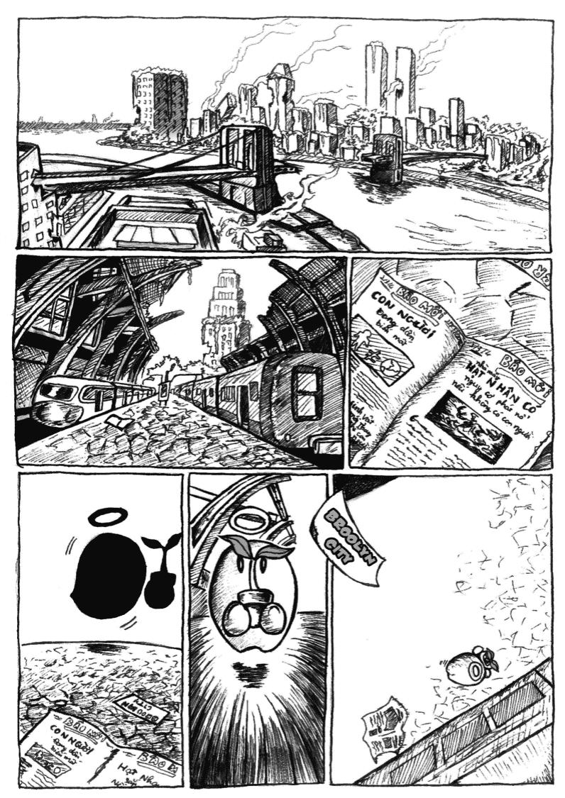đồ án truyện tranh K 01