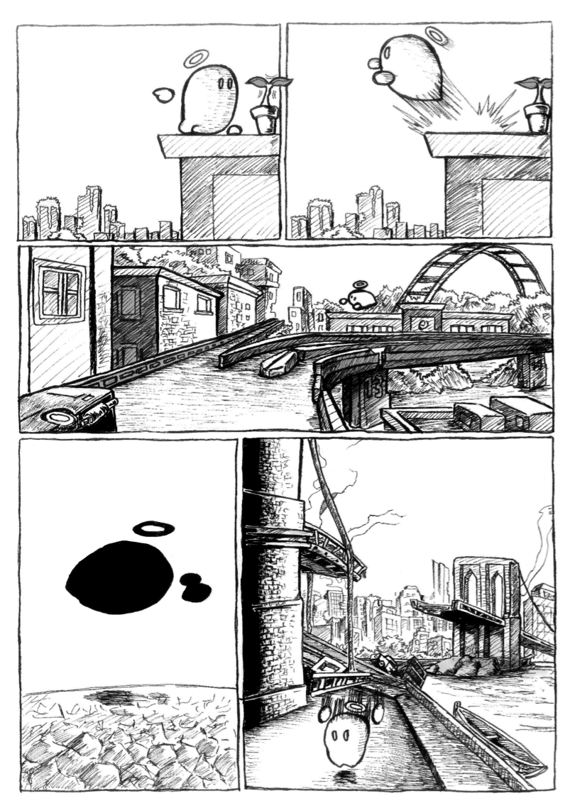 đồ án truyện tranh K 03