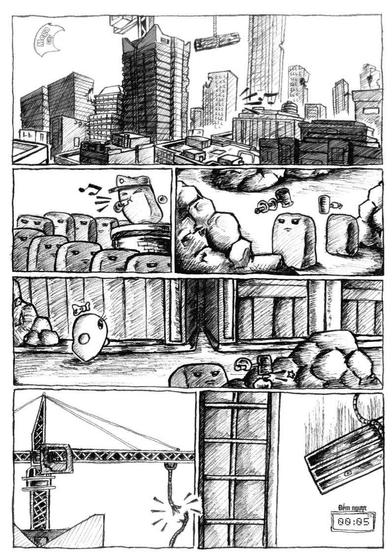 đồ án truyện tranh K 04