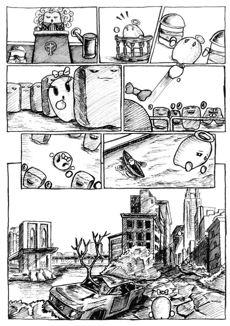 đồ án truyện tranh K 06