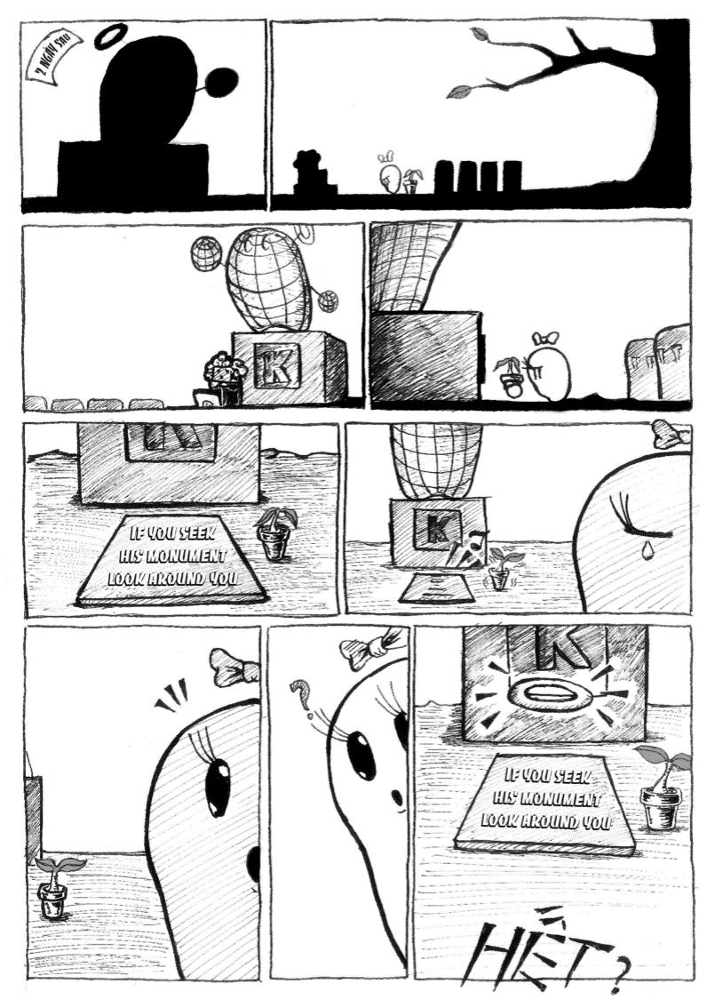 đồ án truyện tranh K 09