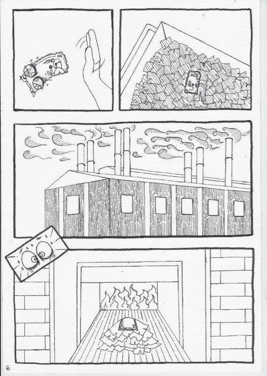 đồ án truyện tranh chuyện tờ tiền 06
