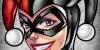 Học vẽ nhân vật Harley Quinn chỉ với 12 bước đơn giản