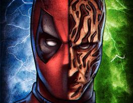 Tiết lộ cách vẽ Deadpool dễ dàng chỉ trong 8 bước