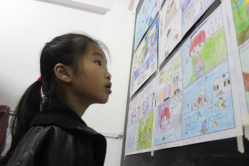 Tổng kết lớp Manga Comics Khóa 6