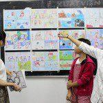 trung tâm dạy vẽ thiếu nhi tại TPHCM 2