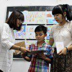 trung tâm dạy vẽ thiếu nhi tại TPHCM 3
