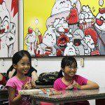 trung tâm dạy vẽ thiếu nhi tại TPHCM 4