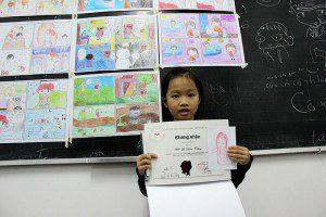 trung tâm dạy vẽ thiếu nhi tại TPHCM 9