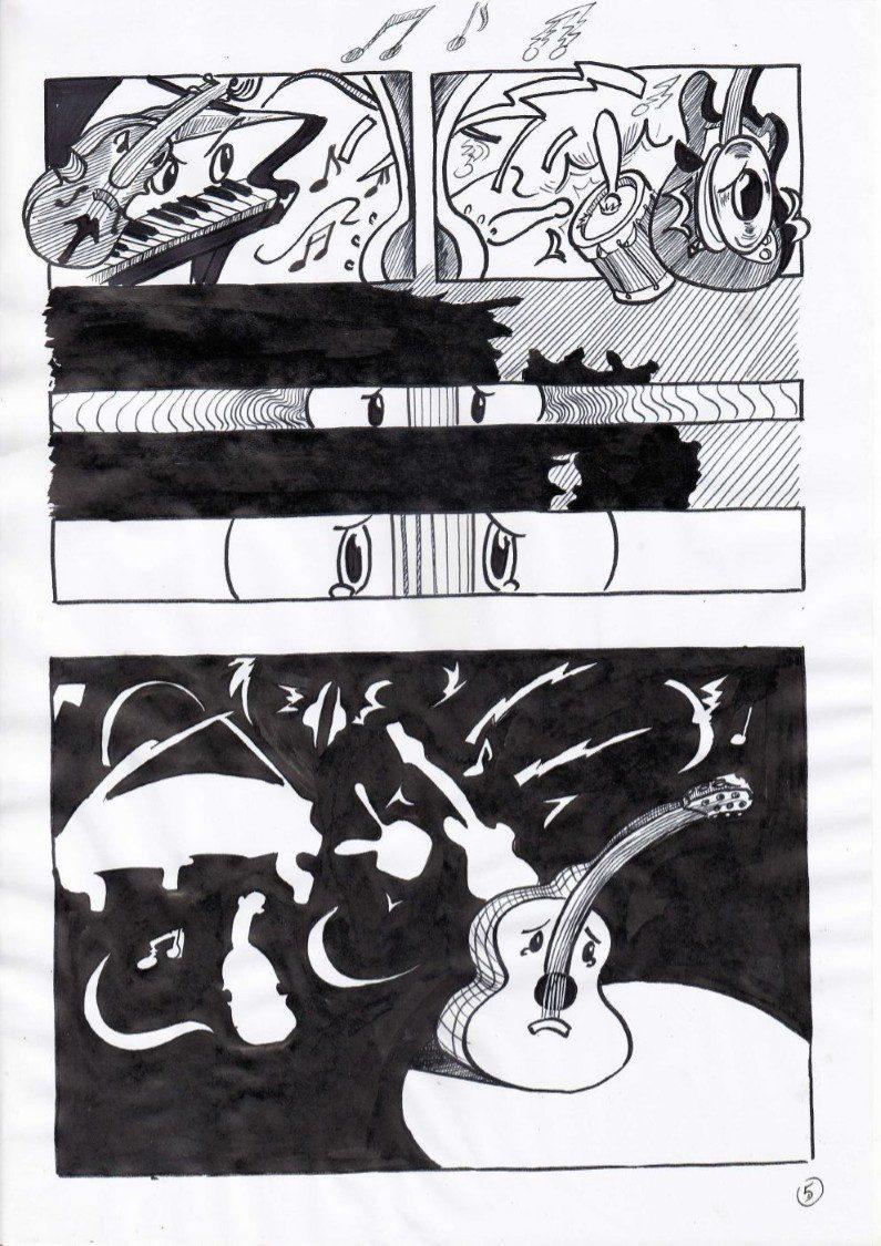 truyện tranh bên trong căn phòng 05