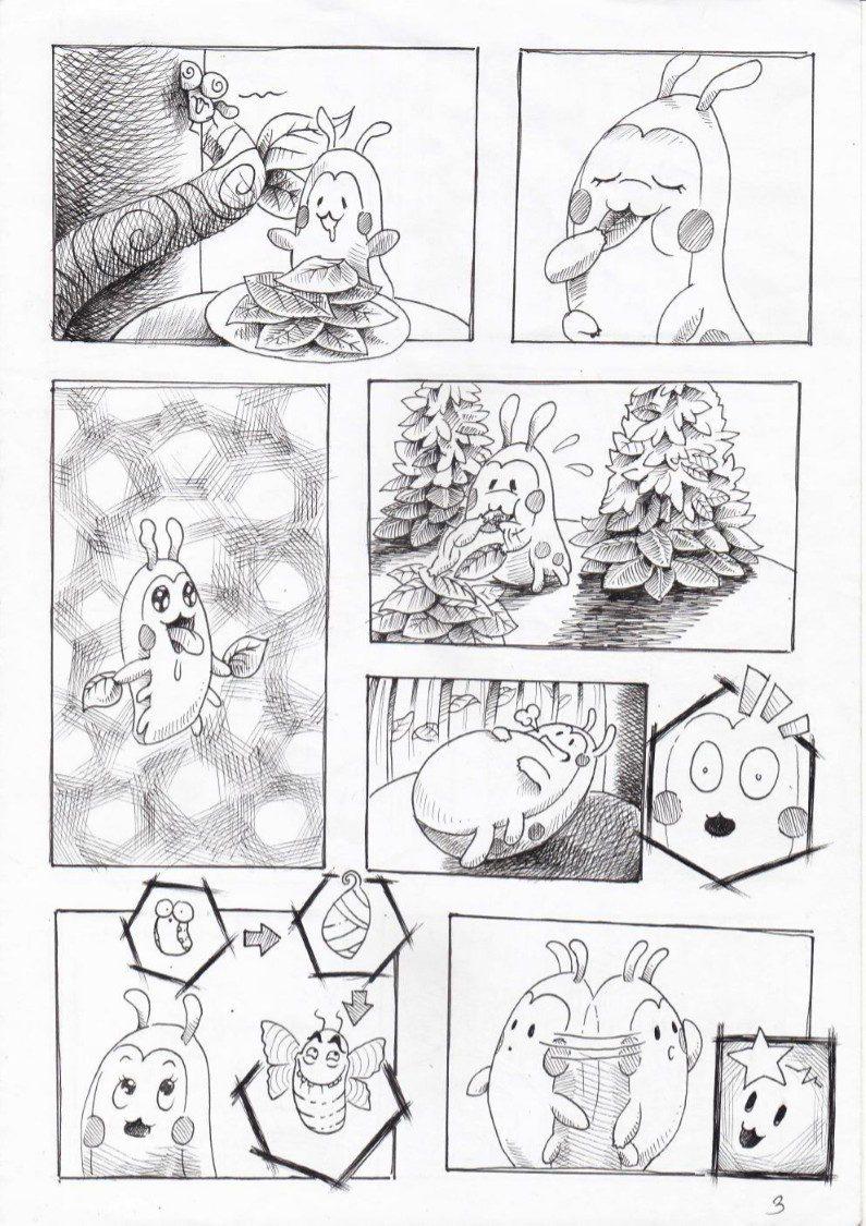 truyện tranh bữa tiệc cuối cùng 03