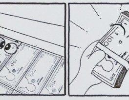 truyện tranh chuyện tờ tiền - feature