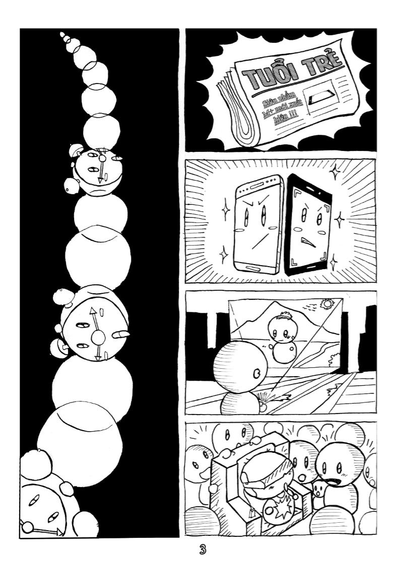 truyện tranh Giá Trị 03
