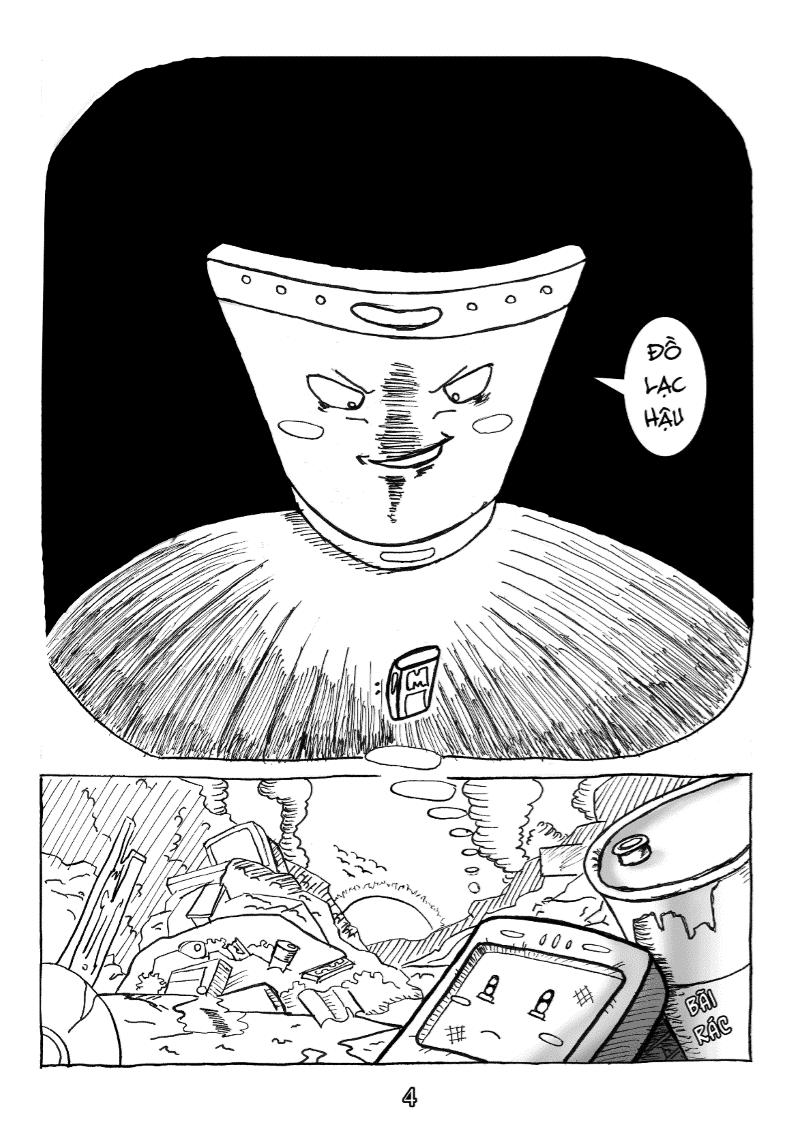 truyện tranh Giá Trị 04