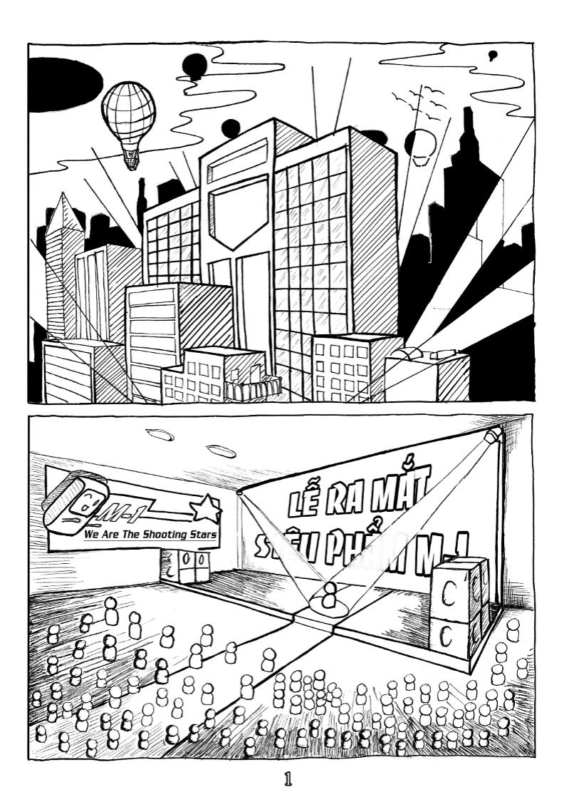 truyện tranh Giá Trị 01