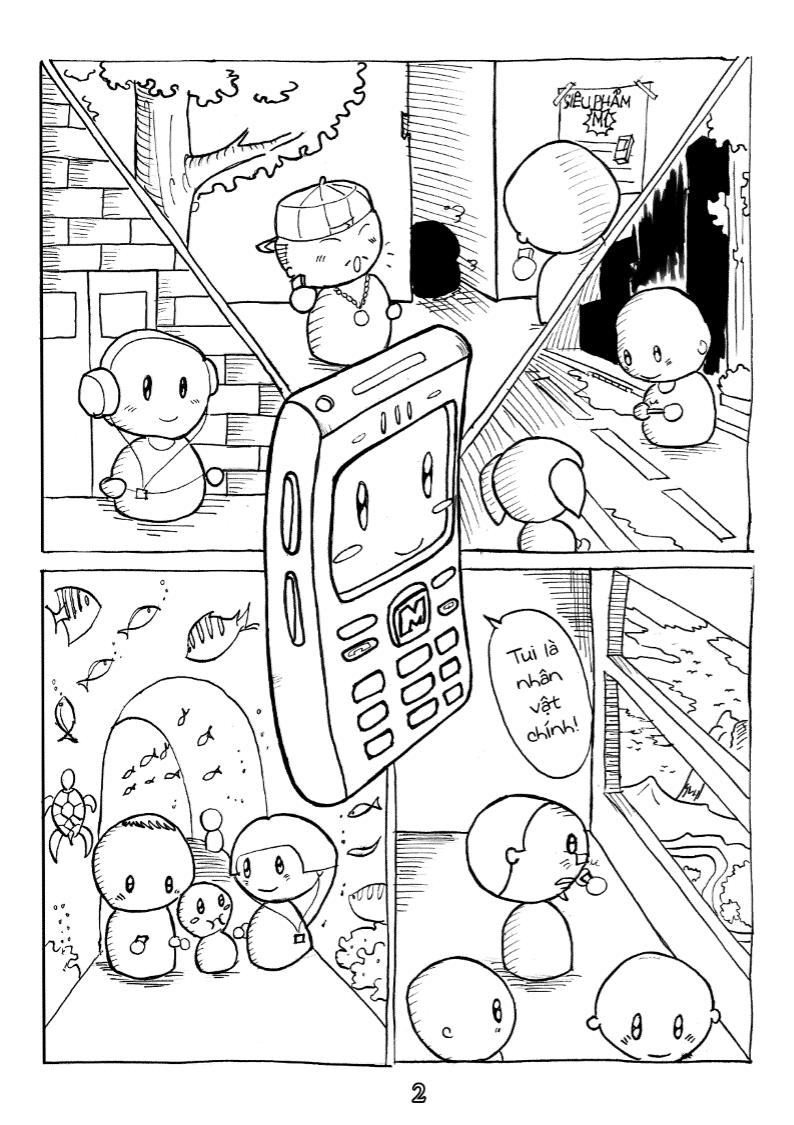 truyện tranh Giá Trị 02