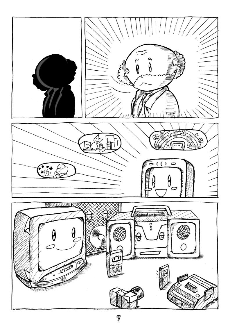 truyện tranh Giá Trị 07