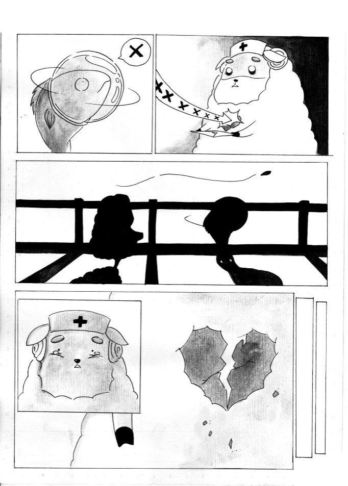 Đồ án Truyện tranh The Heart 05