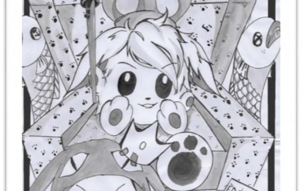 Đồ án truyện tranh: Meo Meo