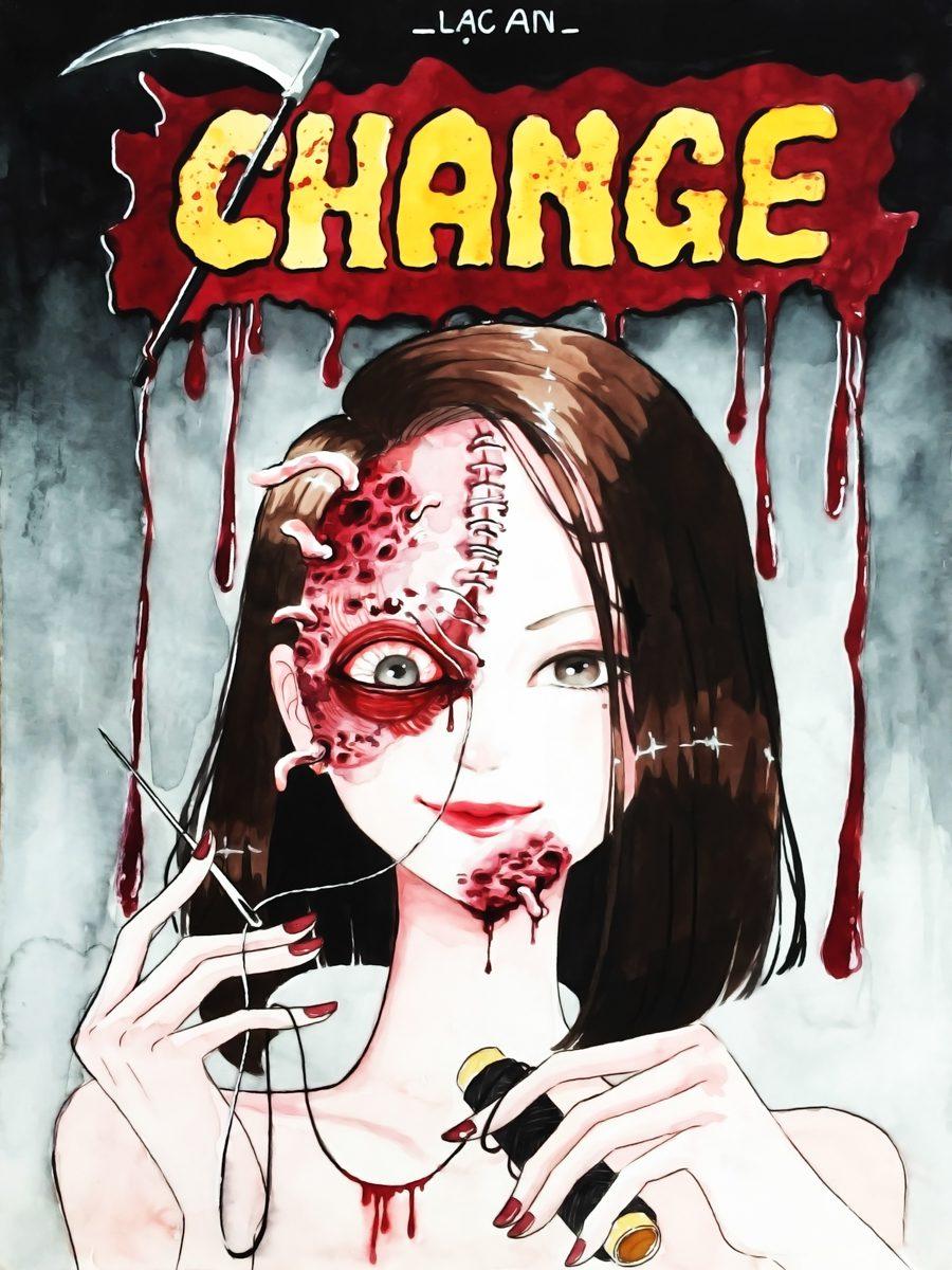 truyện tranh change trang bìa