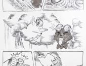 Đồ án truyện tranh Dê Đen Dê Trắng
