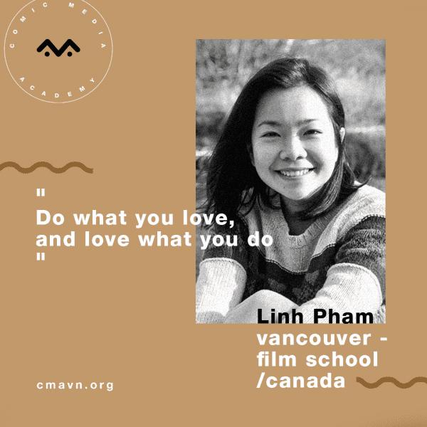 Linh Phạm Vancouver Film School