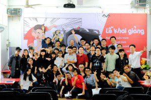 Comic Media Academy Khai giảng Khóa 06 Hệ Kỹ thuật viên 114