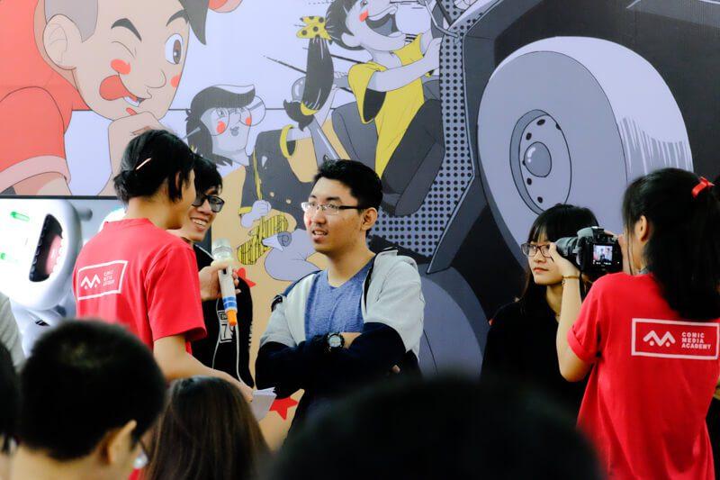 Comic Media Academy Khai giảng Khóa 06 Hệ Kỹ thuật viên 73