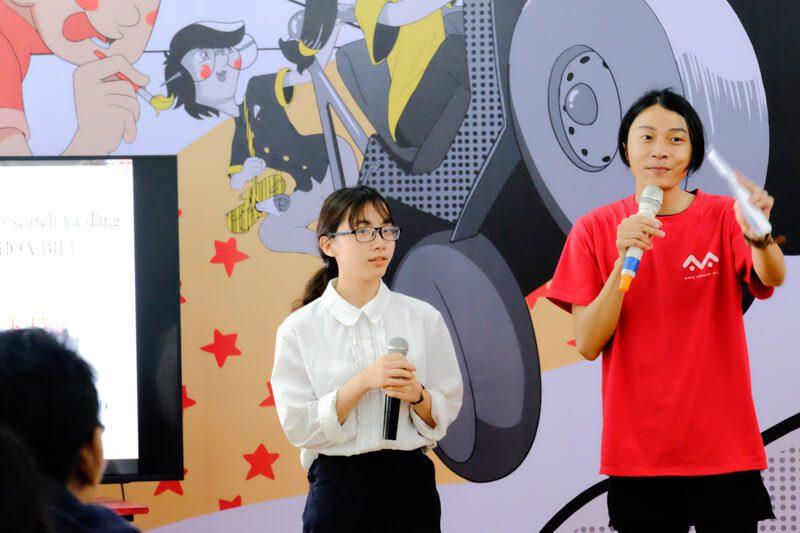 Comic Media Academy Khai giảng Khóa 06 Hệ Kỹ thuật viên 94