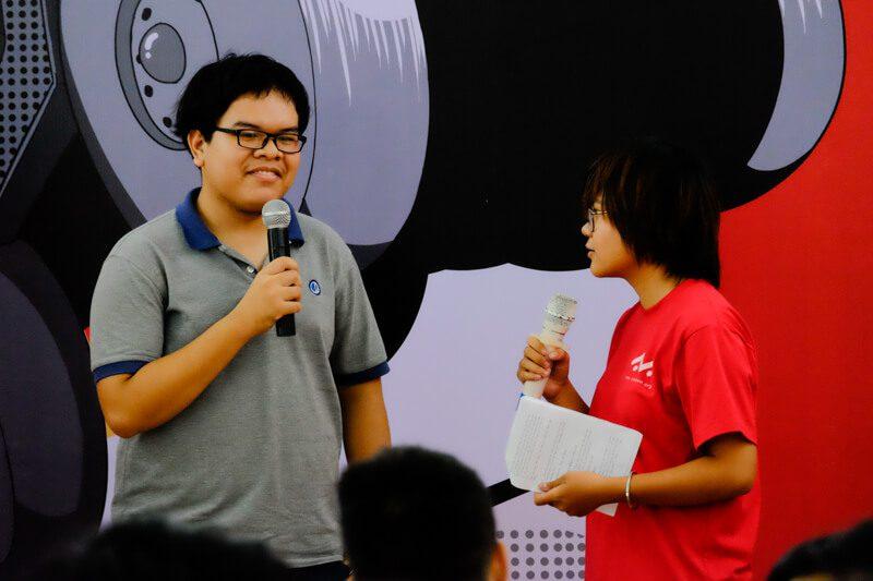 Comic Media Academy Khai giảng Khóa 06 Hệ Kỹ thuật viên 99