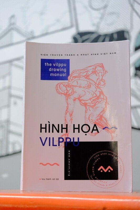 Sách Hình họa Vilppu