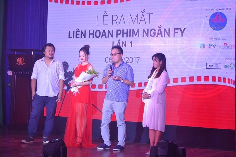 Lễ ra mắt Liên hoan phim ngắn FY Film Fest