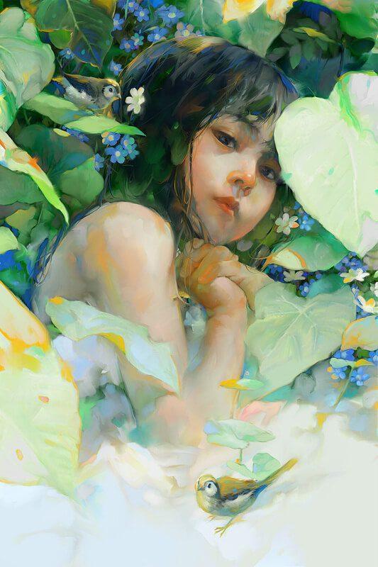 Địa điểm học Digital Painting chuyên sâu từ A-Z