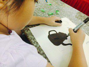 Lớp dạy vẽ cho bé Khóa 8 tại TPHCM