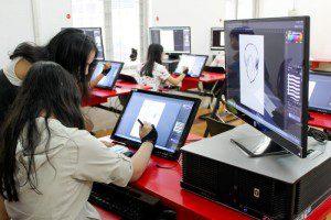 Lớp dạy vẽ Manga trên máy 10