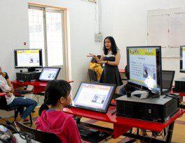Lớp dạy vẽ Manga trên máy 2