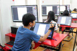 Lớp dạy vẽ Manga trên máy 5