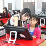 Lớp dạy vẽ Manga trên máy 6